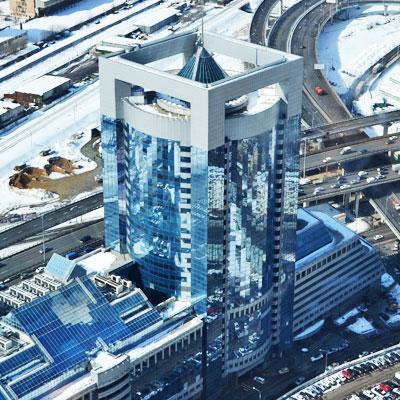 Северная башня в Москва Сити